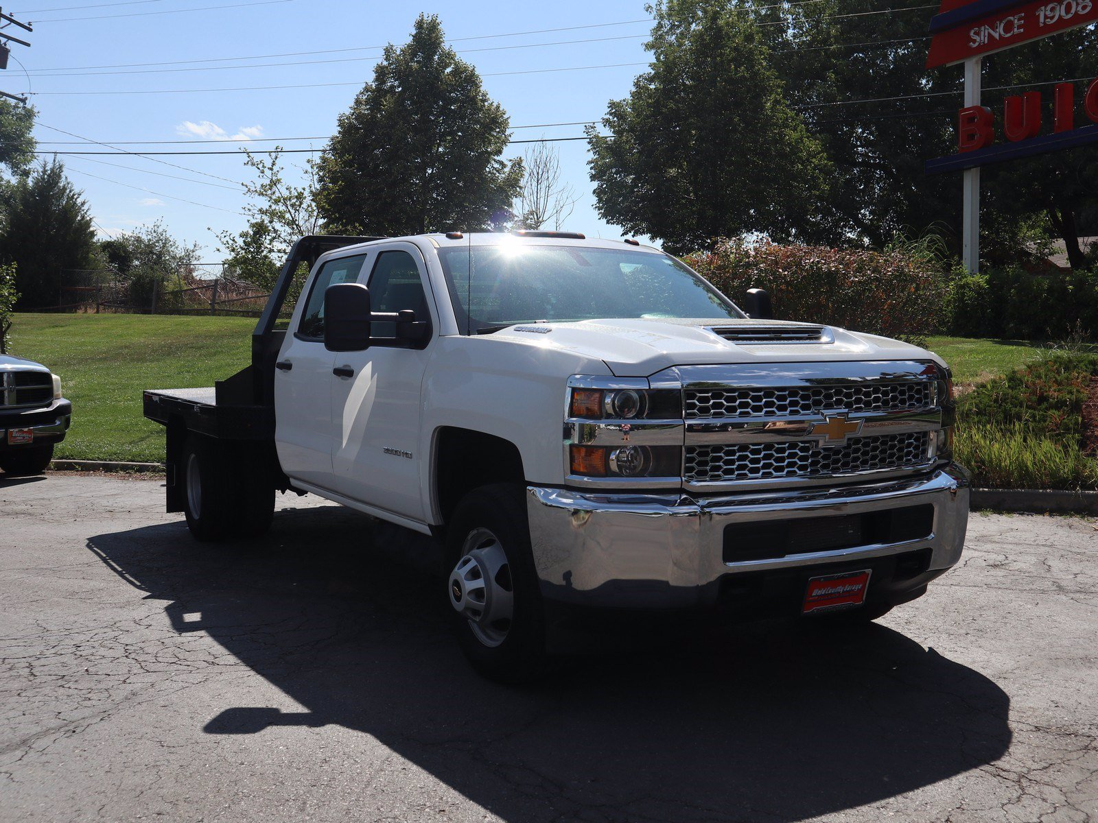 Pre-Owned 2019 Chevrolet Silverado 3500HD CC WT