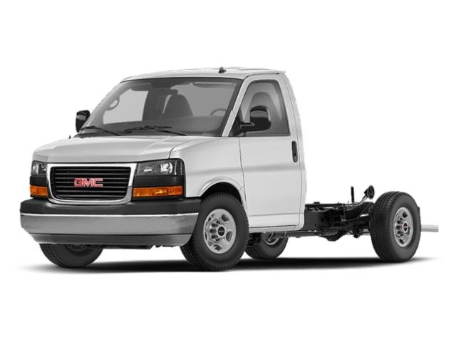 New 2020 GMC Savana Commercial Cutaway Work Van