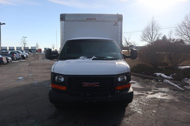 Pre-Owned 2014 GMC Savana Commercial Cutaway Work Van