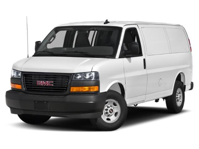 New 2020 GMC Savana Cargo Van Work Van