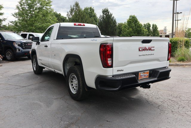 New 2019 GMC Sierra 1500