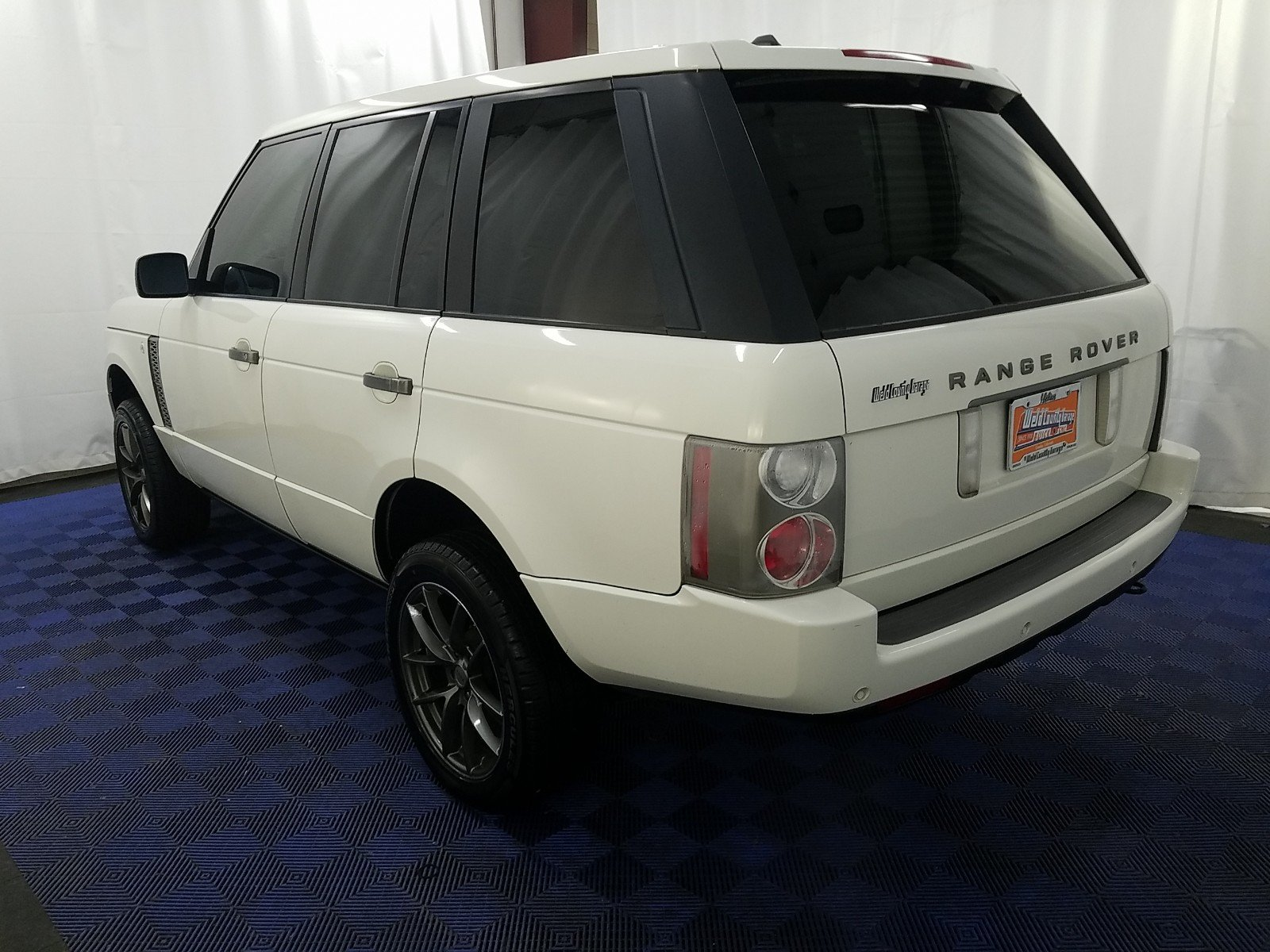 Pre-Owned 2006 Land Rover Range Rover HSE