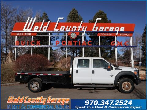 Pre-Owned 2011 Ford Super Duty F-450 DRW XL