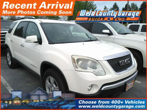 Pre-Owned 2007 GMC Acadia SLT FWD Sport Utility