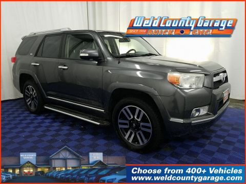 Pre-Owned 2011 Toyota 4Runner Trail